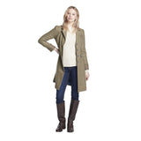 Dubarry Women's Blackthorn Tweed Jacket in Connacht Acorn - FINAL SALE