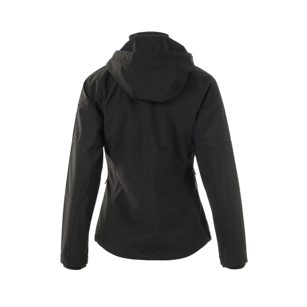 Horze Emma Women's Softshell Jacket Black