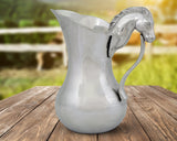 Arthur Court Figural Horse Head Pitcher 100E11