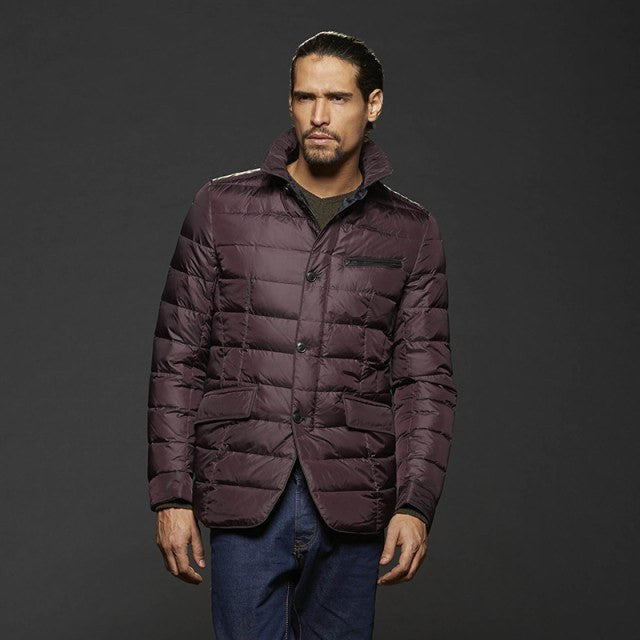 Gimo Men's Lightweight Quilted Jacket