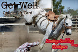 Get Well Gift Card from Saratoga Saddlery - Saratoga Saddlery & International Boutiques