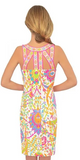 Gretchen Scott Isosceles Icon Dress in Magic Carpet Bright ON SALE - Saratoga Saddlery & International Boutiques