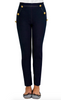 Gretchen Scott Sailor Jeans in Navy - Saratoga Saddlery & International Boutiques