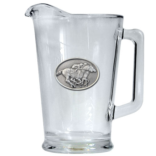 Heritage Metalworks Pitcher By A Nose PI4283 - Saratoga Saddlery & International Boutiques