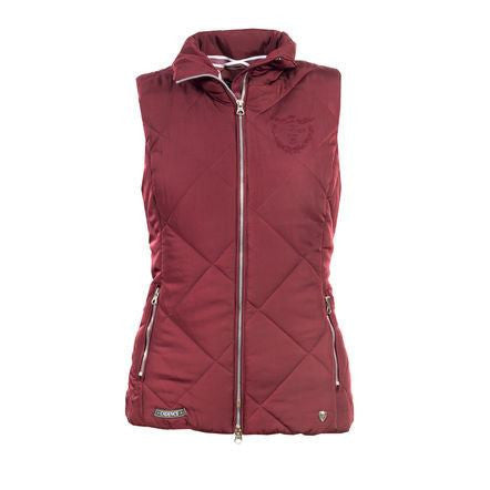 Horze Christina Padded Vest in Port Royal