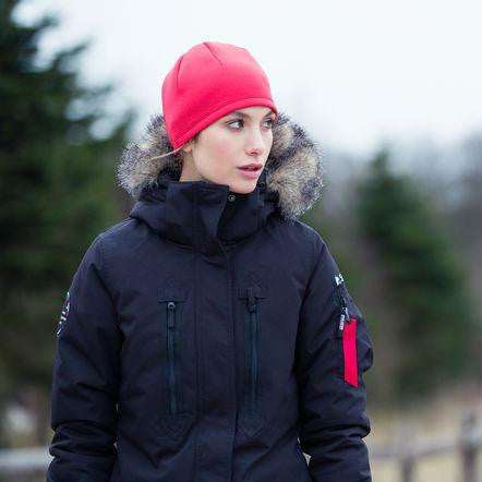 Horze Supreme Women's Brooke Parka in Navy ON SALE NOW!