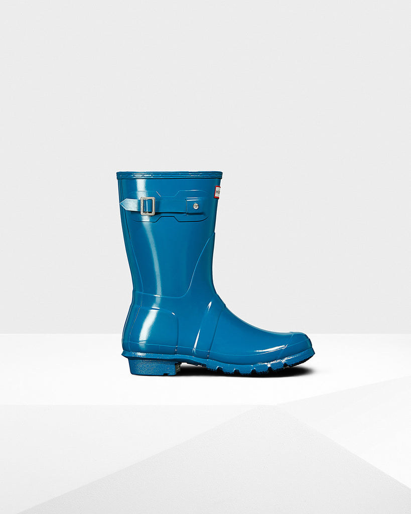 Hunter Orginal Short Gloss Rain Boot