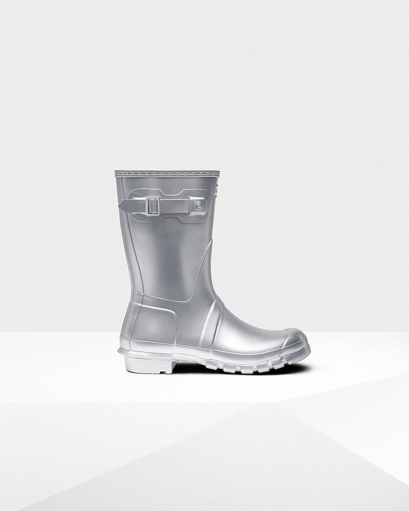 Hunter Original Short Matte Rain Boots