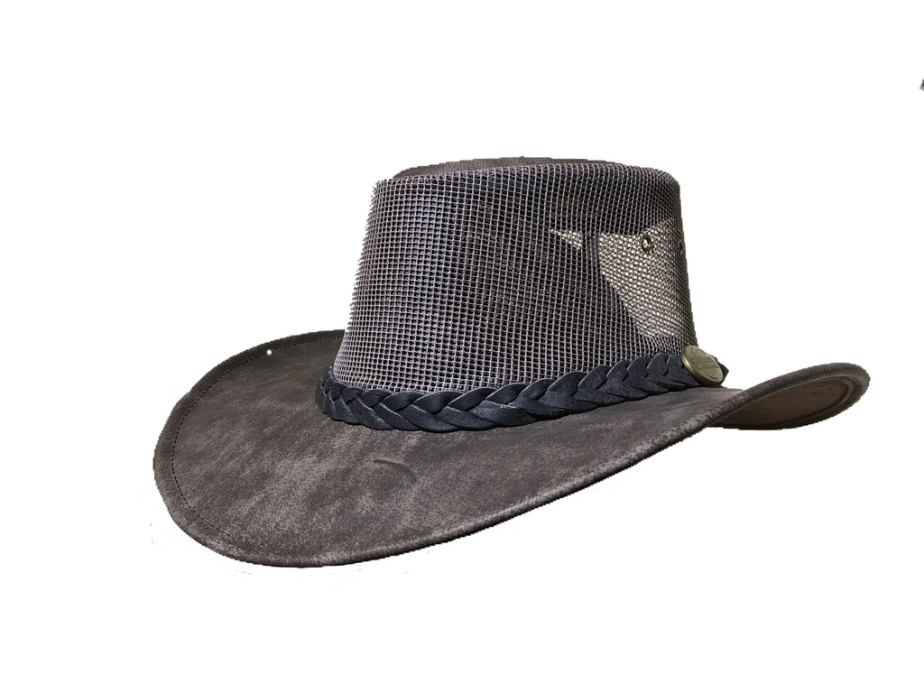 Outback Survival Gear - Maverick Cooler Hat in Hickory Stone (H4202)