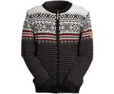 Icewear Magnus Norwegian Wool Blend Men's Sweater in Black