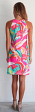 Jude Connally Lisa Dress in Mod Floral - Saratoga Saddlery & International Boutiques