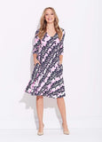 Jude Connally Lennox Ponte Dress