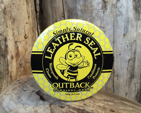 Outback Survival Gear Leather Seal - 1kg (2lb) Tub