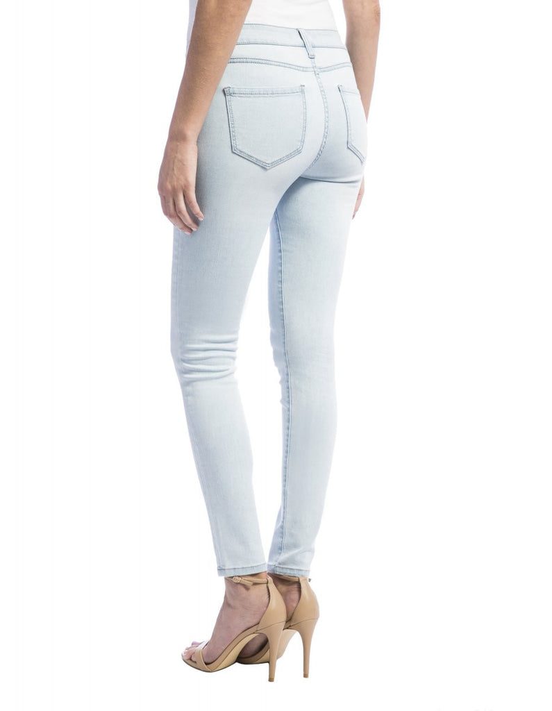Liverpool Jeans Abby Skinny in White