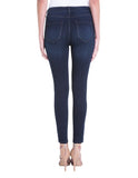 Liverpool Jeans Bridgette High Rise Ankle Skinny - Griffith Spring Dark Rinse