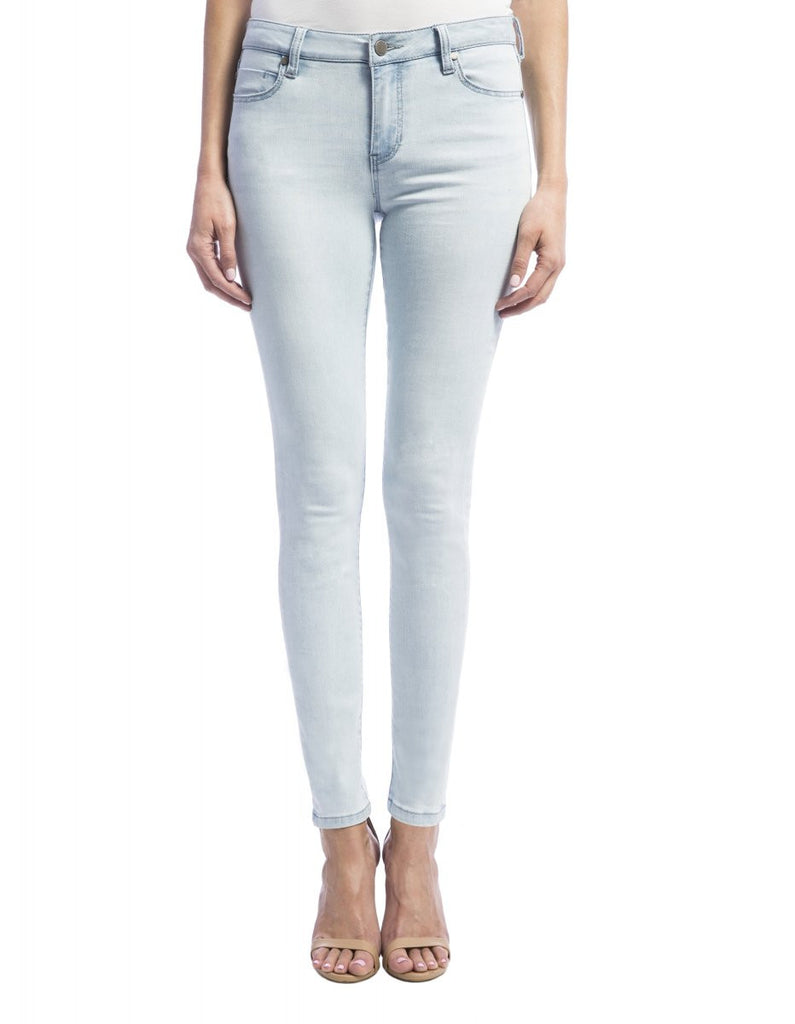 Liverpool Jeans Abby Skinny Boulder Bleachout White