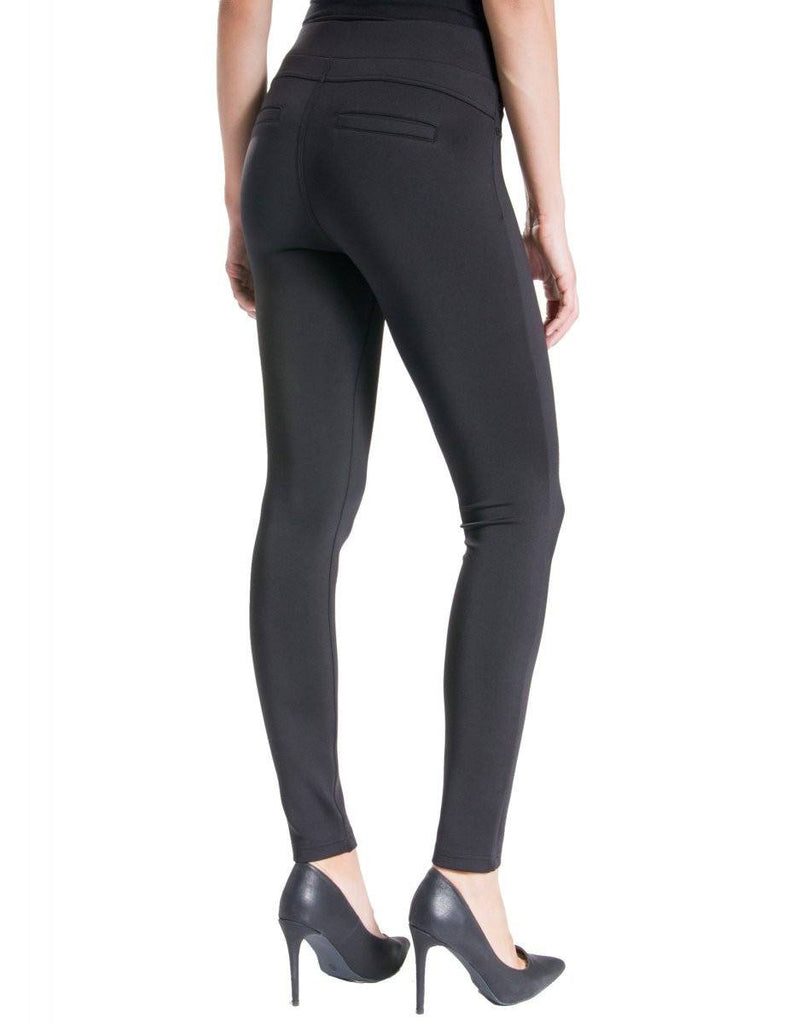 Liverpool Jeans Quinn Scuba Legging in Black