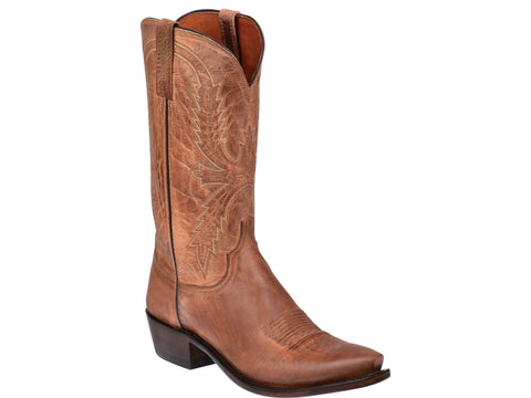 Lucchese Men's Anson Boot in Black HL1024