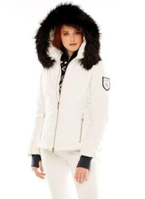 Parajumpers Women's Light Long Bear Eco Coat in Red - LAST ONE 40 % OFF ON SALE!