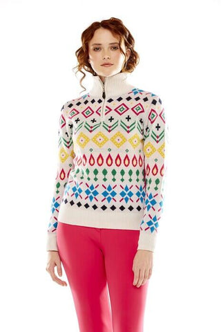 Alps & Meters Ski Race Knit Monarch Sweater