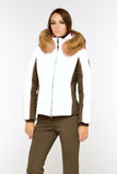 M. Miller Catelyn Alpine Heritage Down Quilted Jacket - Saratoga Saddlery & International Boutiques