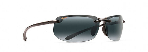 Maui Jim Cinder Cone Sunglasses in Gold Matte with HCL Bronze Lens