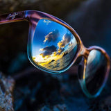 Maui Jim Starfish Sandstone with Blue