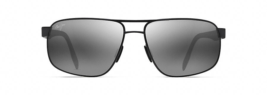 Maui Jim Whitehaven Sunglasses in Dark Gunmetal with Neutral Grey Lens - Saratoga Saddlery & International Boutiques