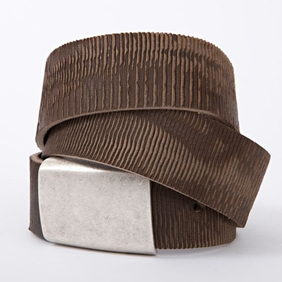 Moore & Giles Laser Vegetable Tanned Belt
