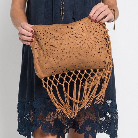 Buji Baja Metallic Raffia Braid Tote