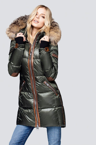 Gimos Women's Down Coat 3D250