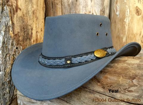 Akubra Snowy River Felt Hat Made in Australia