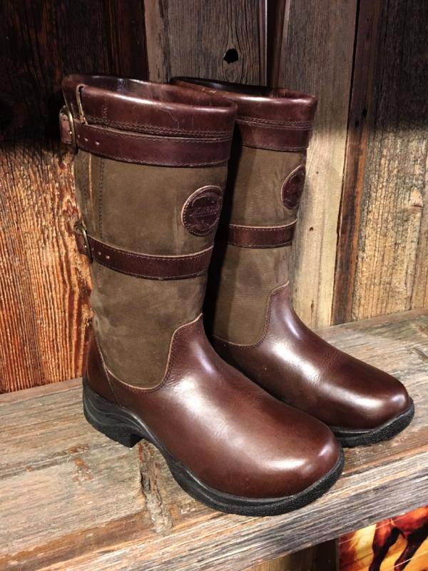 Outback Survival Gear Women's Town & Country Short Boot - Saratoga Saddlery & International Boutiques