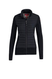 Parajumpers Women's Aput Knit Down Jacket in Blue-Black