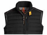 Parajumpers Men's Perfect Man Vest in Black - Saratoga Saddlery & International Boutiques
