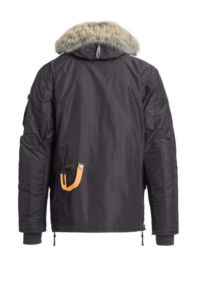 Parajumpers Men's Right Hand Jacket in Black 40% OFF ON SALE! - Saratoga Saddlery & International Boutiques