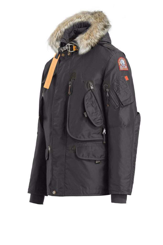 ... Parajumpers Men's Right Hand Jacket in Anthracite ...