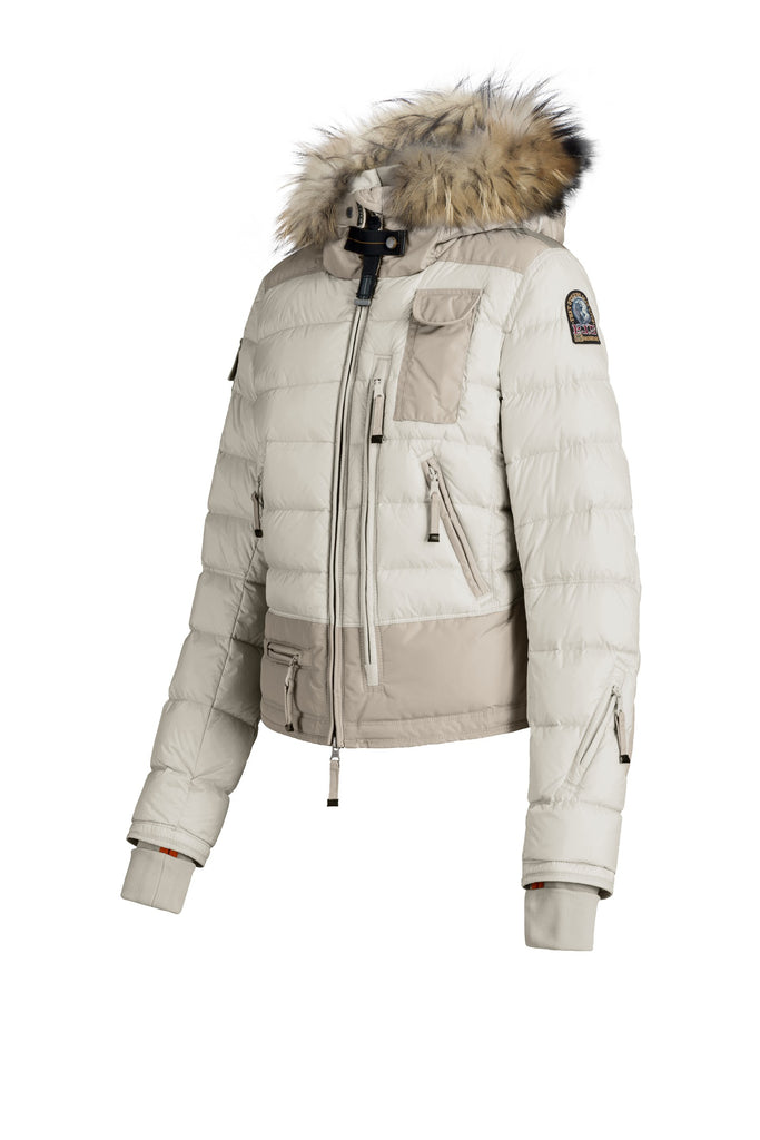 ... Parajumpers Women's Skimaster Coat in Chalk ...