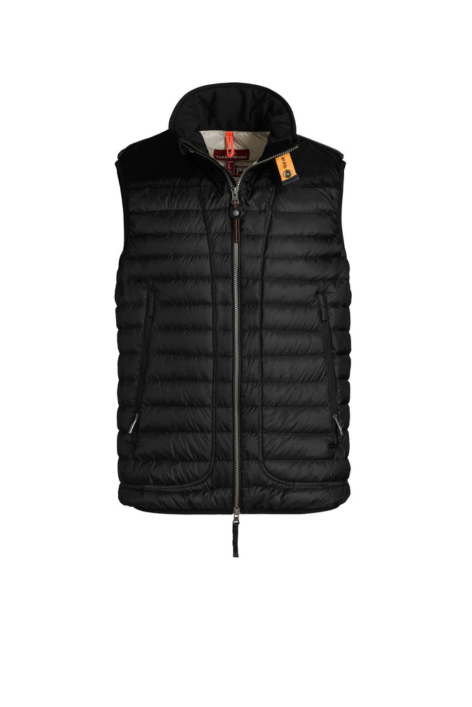 ... Parajumpers Men's Sully Down Vest in Black ...