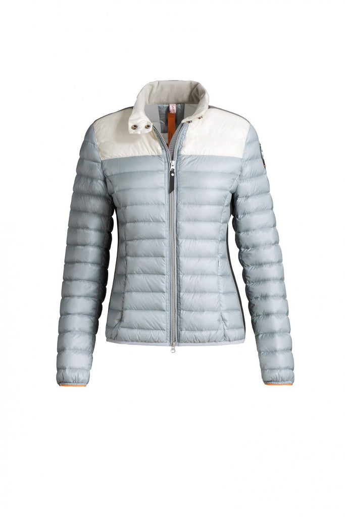 Parajumpers Women's Kochi Down Jacket in Glacier Blue 40% OFF ON SALE! - Saratoga Saddlery & International Boutiques