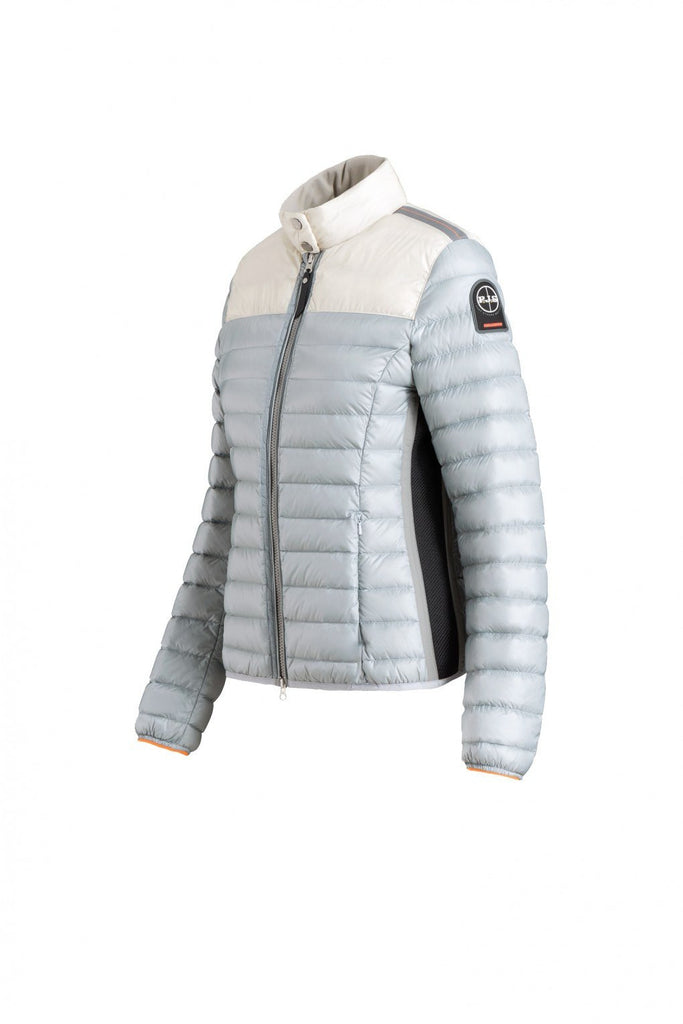 Parajumpers Women's Kochi Down Jacket in Glacier Blue ON SALE! - Saratoga Saddlery & International Boutiques