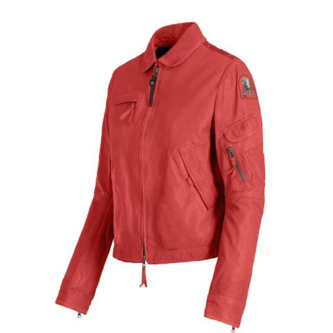 a141a6dd3 denmark parajumpers coat leather italia f6849 c9b58