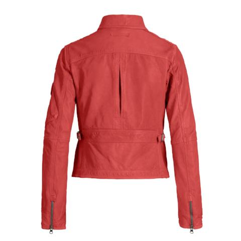 Parajumpers Women's Leather Stalker Jacket