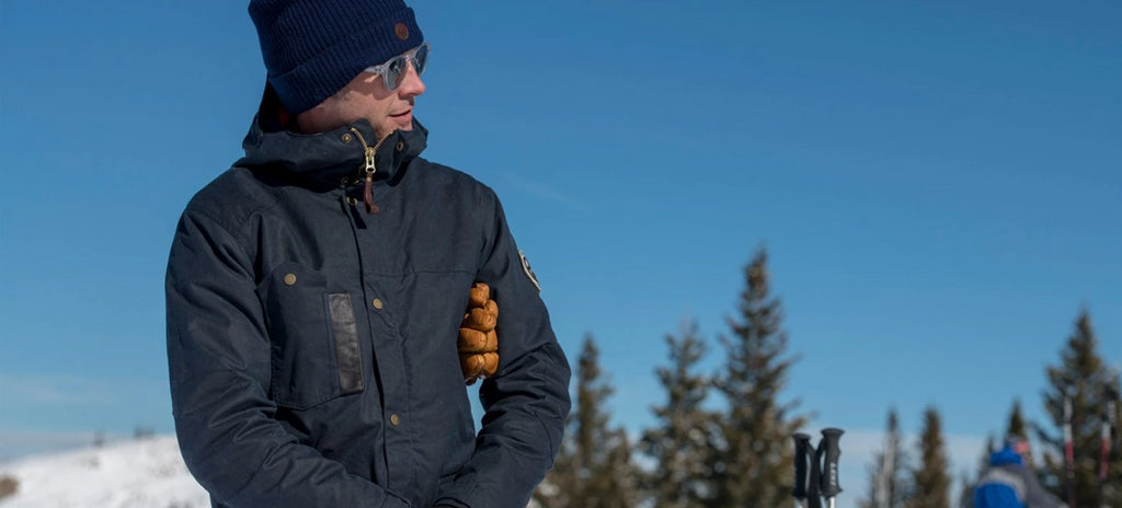 Alps & Meters Men's Patrol Parka Navy ON SALE NOW! - Saratoga Saddlery & International Boutiques