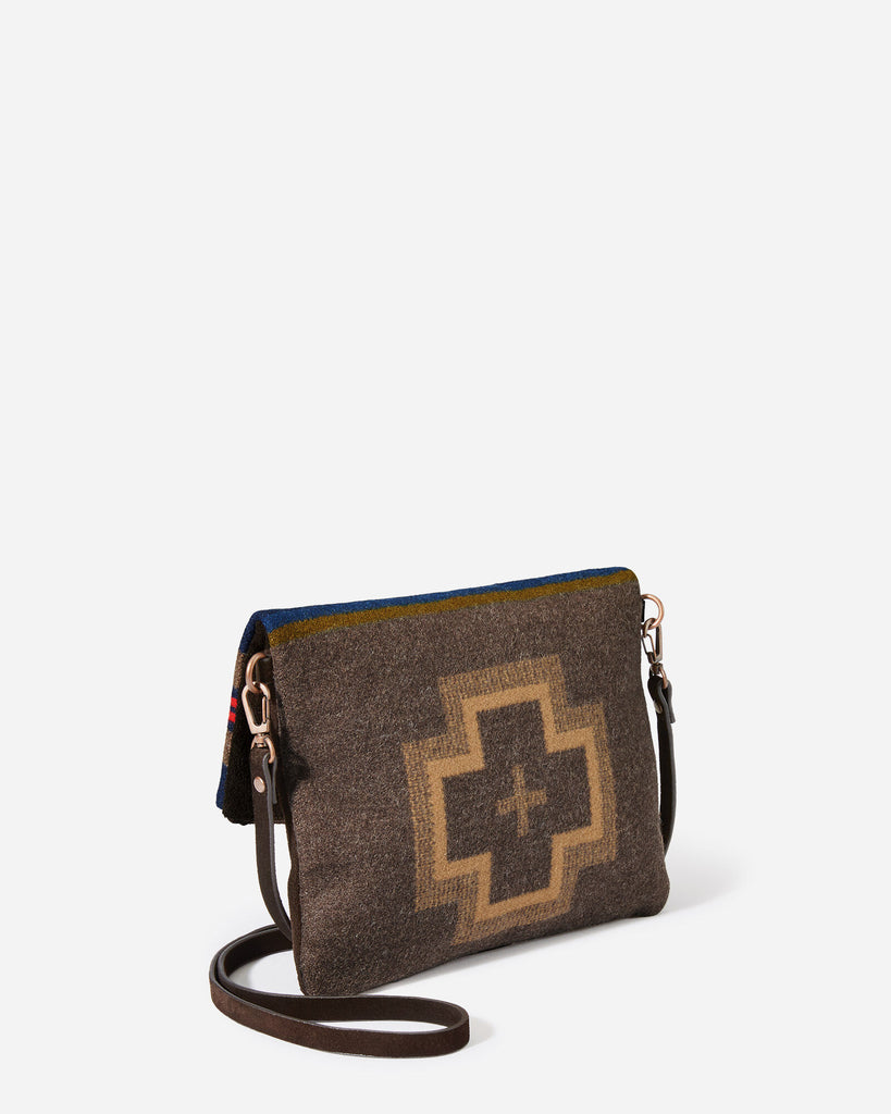 Pendleton Shelter Bay Foldover Clutch