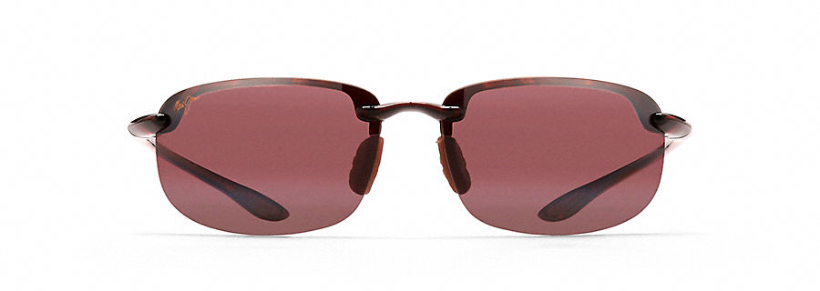 Maui Jim Makaha Sunglasses in Tortoise with Maui Rose Lens