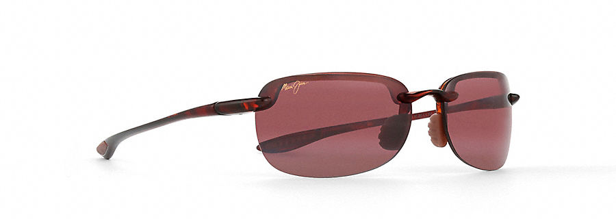 Maui Jim Sandy Beach Sunglasses in Tortoise with Maui Rose Lens