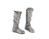 Arthur Court Riding Boot Salt and Pepper Set H116B