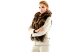 M. Miller Tanya 2-Piece Fox Vest & Jacket Combo ON SALE! - Saratoga Saddlery & International Boutiques