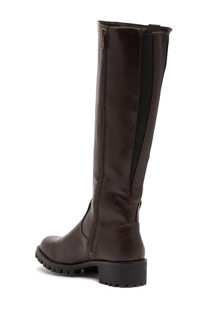 Santana Canada Aquatherm Betty Boot Dark Brown - Saratoga Saddlery & International Boutiques